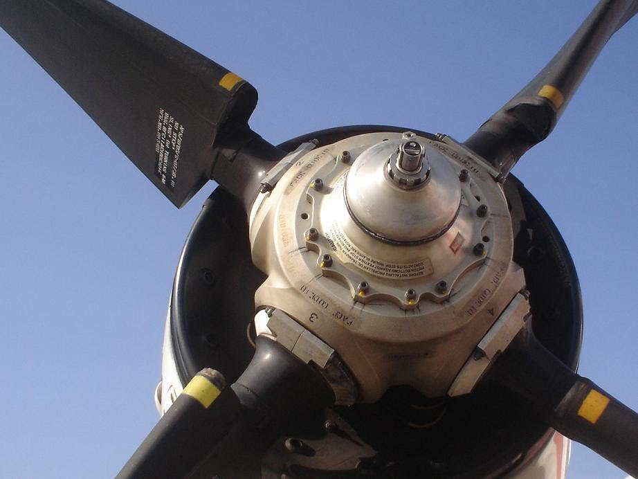 SAAB340 Propeller Available For Exchange